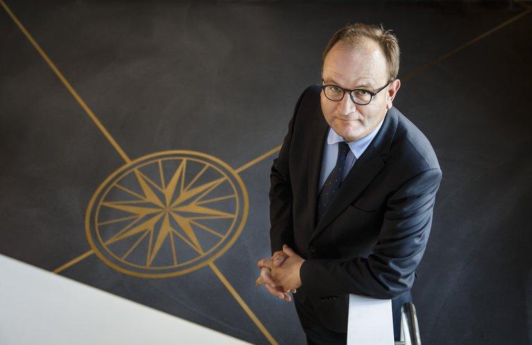 Klimaexperte Ottmar Edenhofer