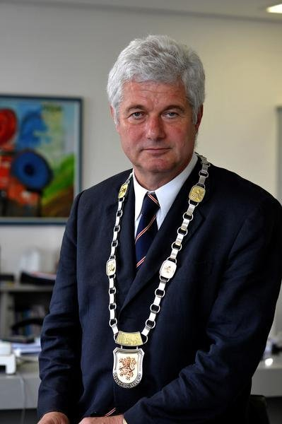 """Hans Wilhelm """"Willi"""" Stodollick war 15 Jahre lang Bürgermeister von Lünen"""
