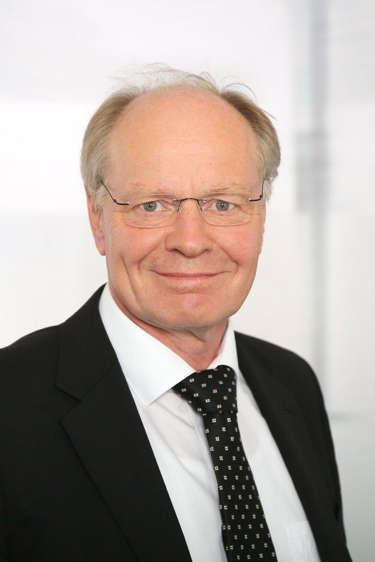 Wulf Dietrich Leber, Leiter Krankenhaus beim GKV Spitzenverband