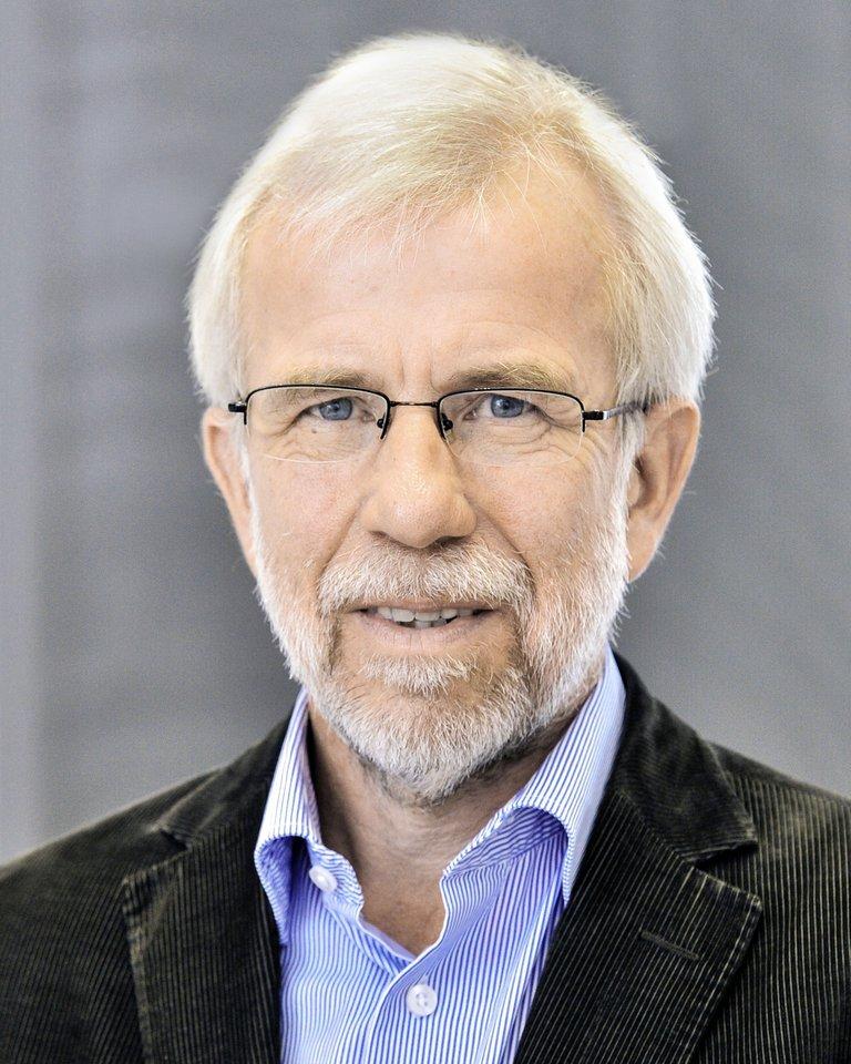 Portait von Prof.Dr.med.Wolf-Dieter Ludwig