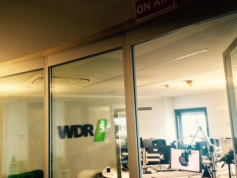 WDR5 Studio Redezeit