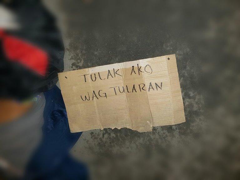 Drogenhändler Karton Philippinen Jacque