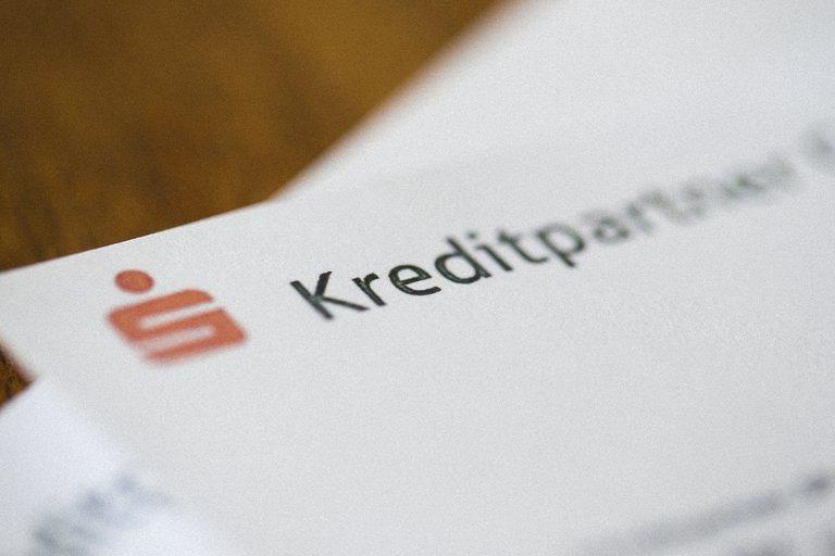 Logo S Kreditpartner mit Sparkassen S