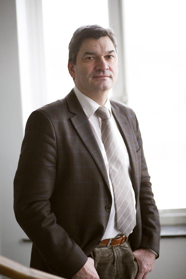 Prof.Bernd Mühlbauer Klinikum Bremen