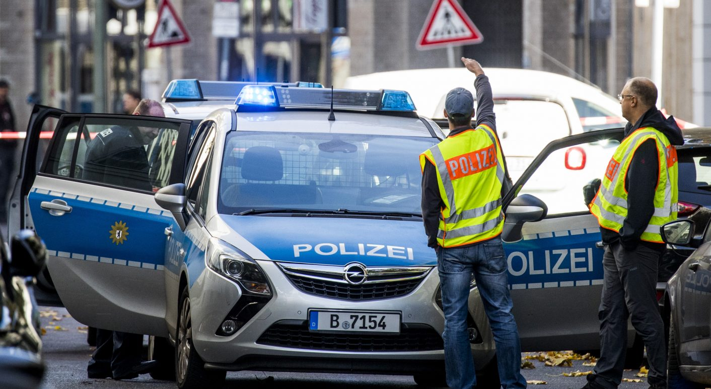 GERMANY-BERLIN-CRIME
