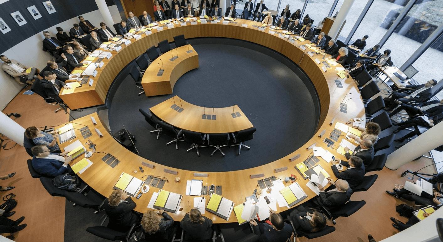 Abgeordnete Widersprechen Petition Zum Migrationspakt Nicht Gelöscht