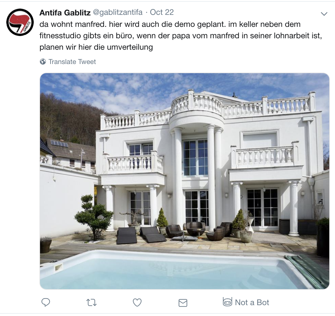 Antifa Gablitz