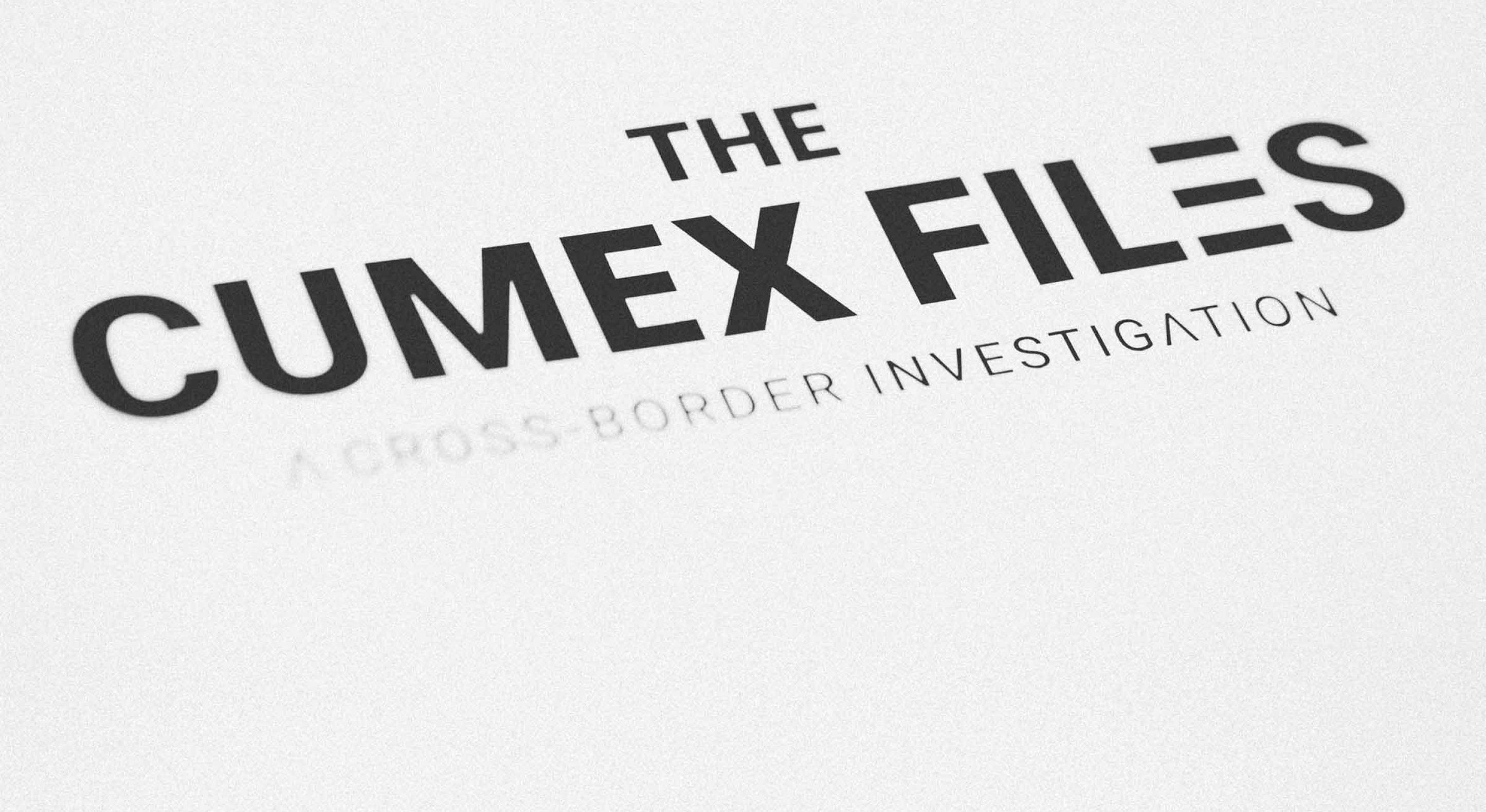 The CumEx Files