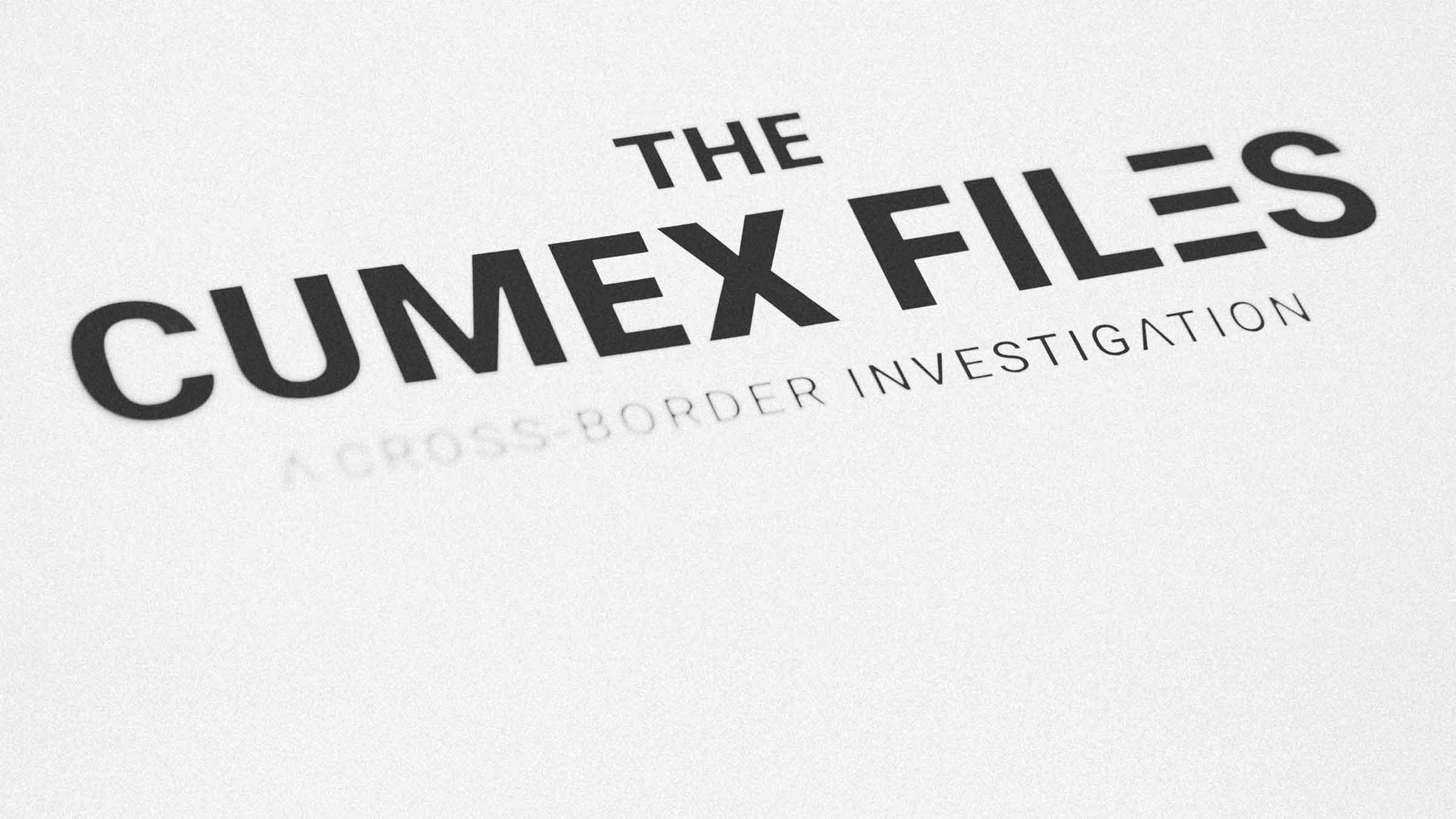 The CumEx Files