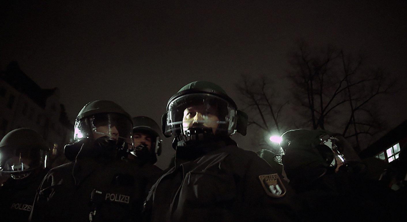 Etagenbett Polizei : Polizisten nur selten vor gericht correctiv.org