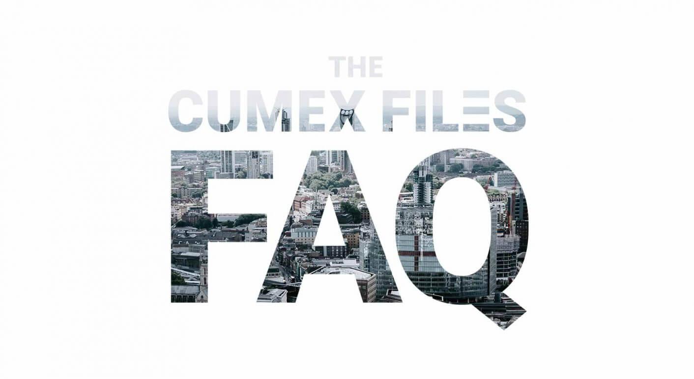 Häufig gestellte Fragen CumEx Files