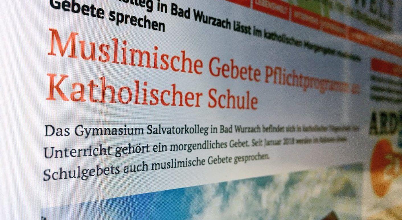 Screenshot freiewelt.net