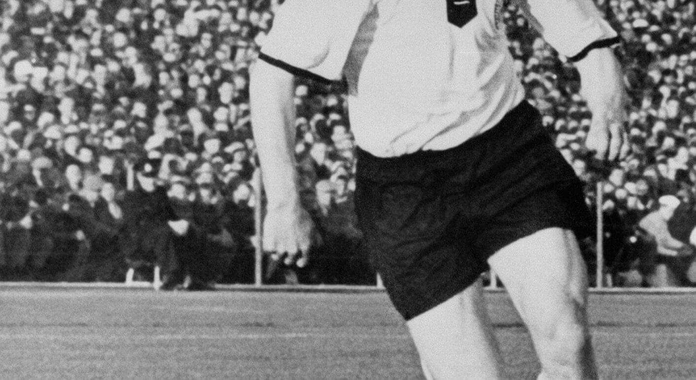 (FILES) West German forward Helmut Rahn