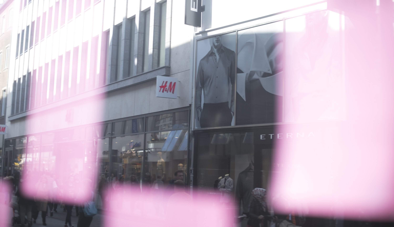"""Bei der Modekette H&M ist """"Arbeit auf Abruf"""" immer üblicher correctiv"""