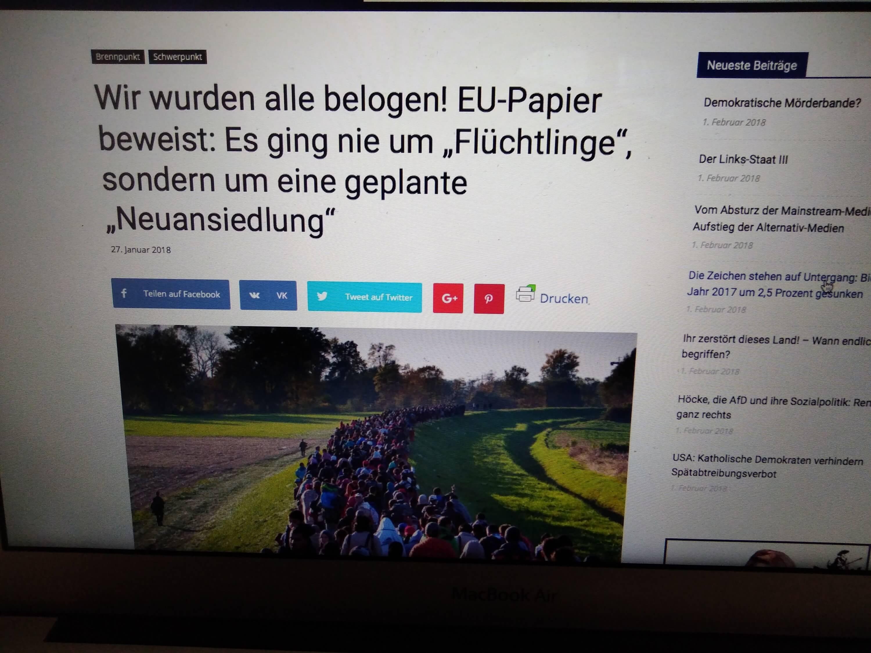 Nein – Die von Matthias Matussek zitierten Dokumente sind kein ...