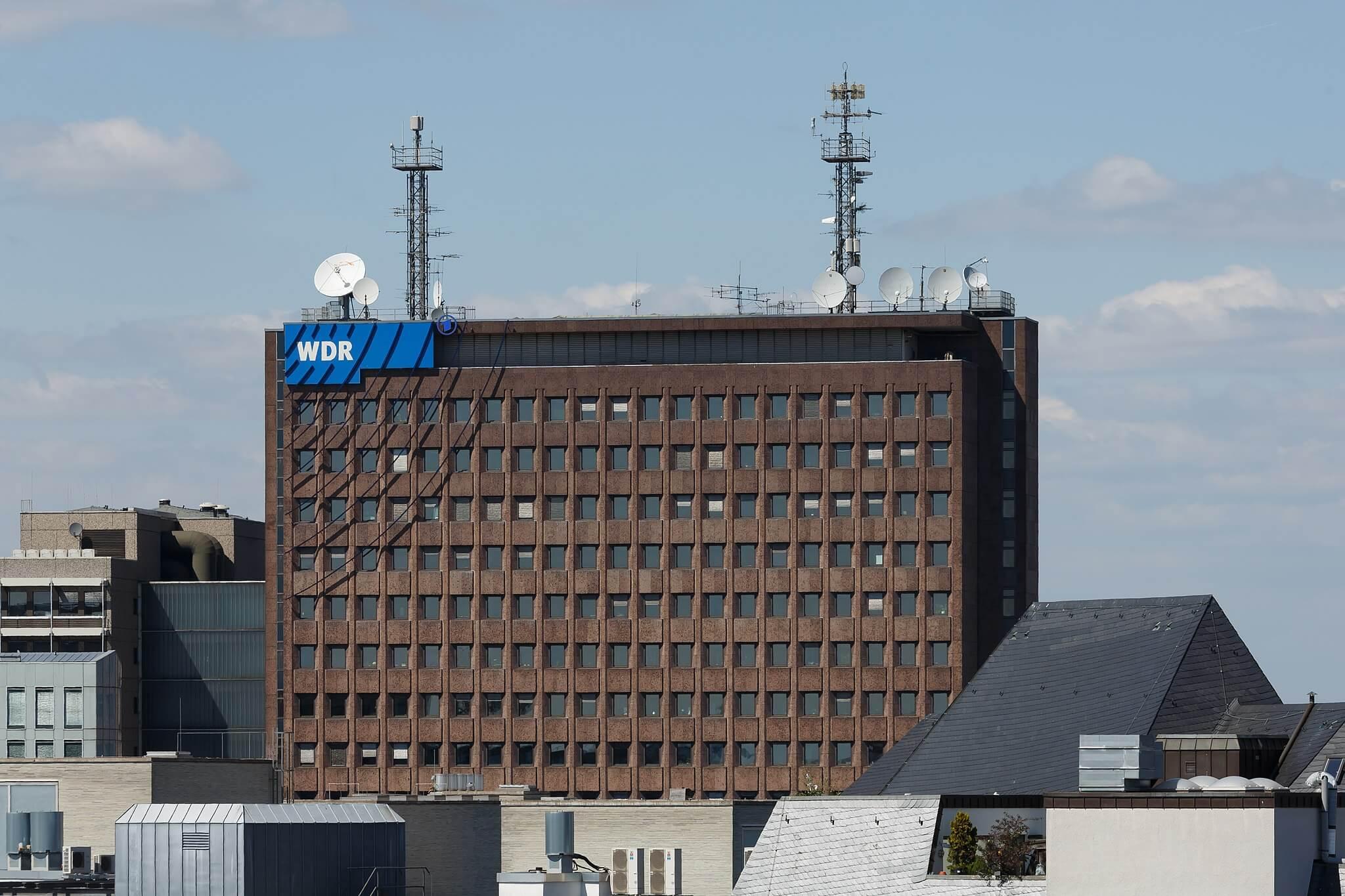 Wdr Gebäude Köln