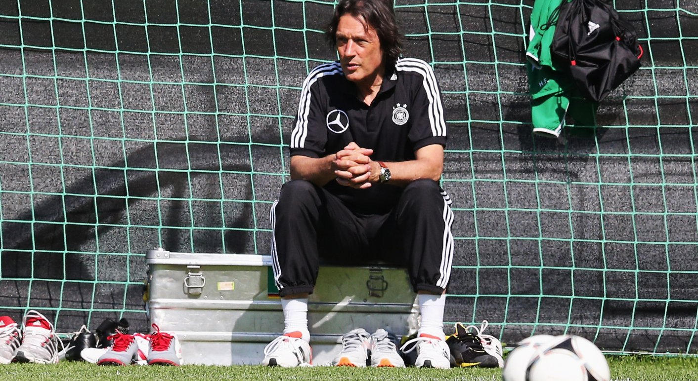 Germany Training & Press Conference - UEFA EURO 2012