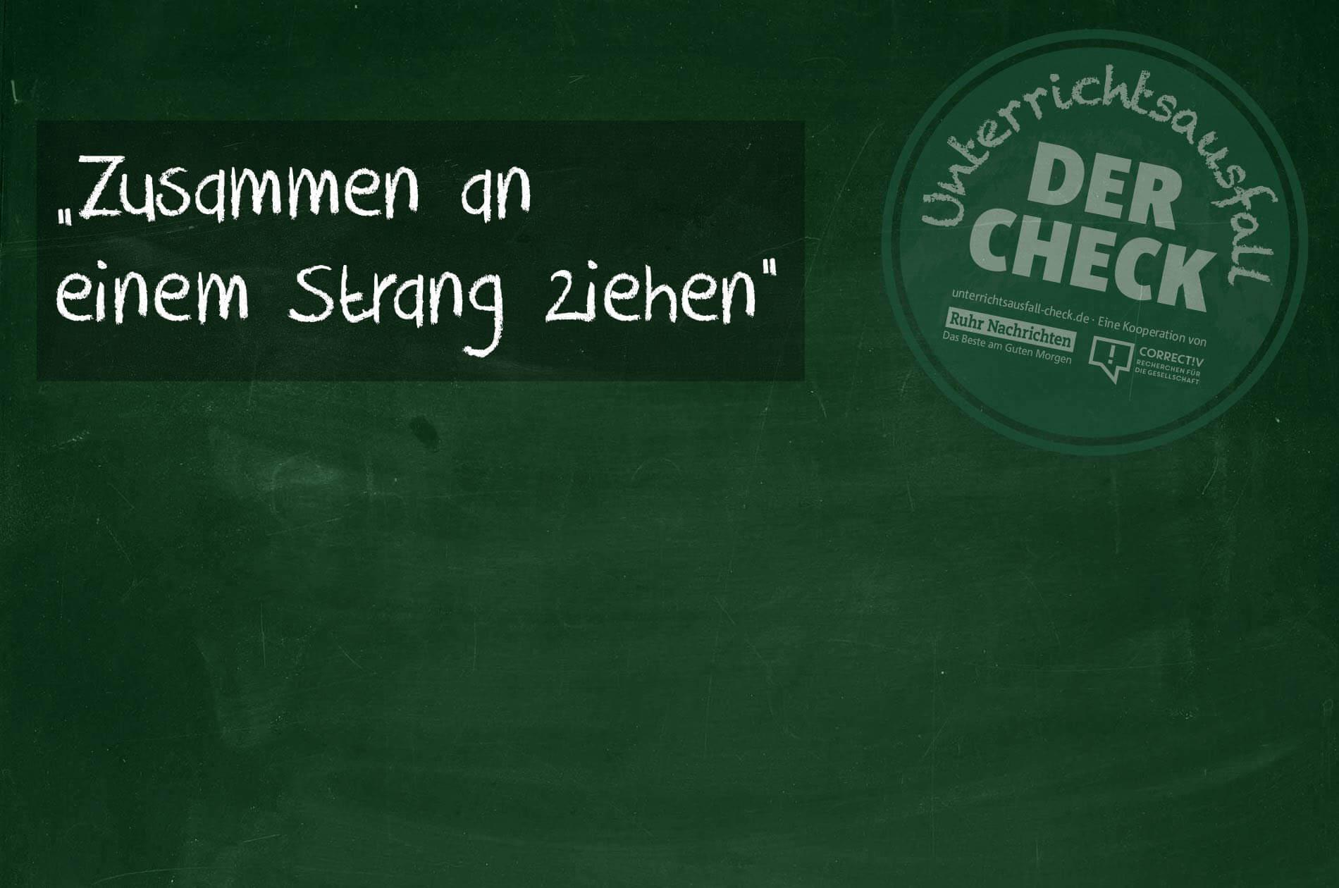 Unterrichtsausfall Der Check Arnsberg Legt Schreiben Offen