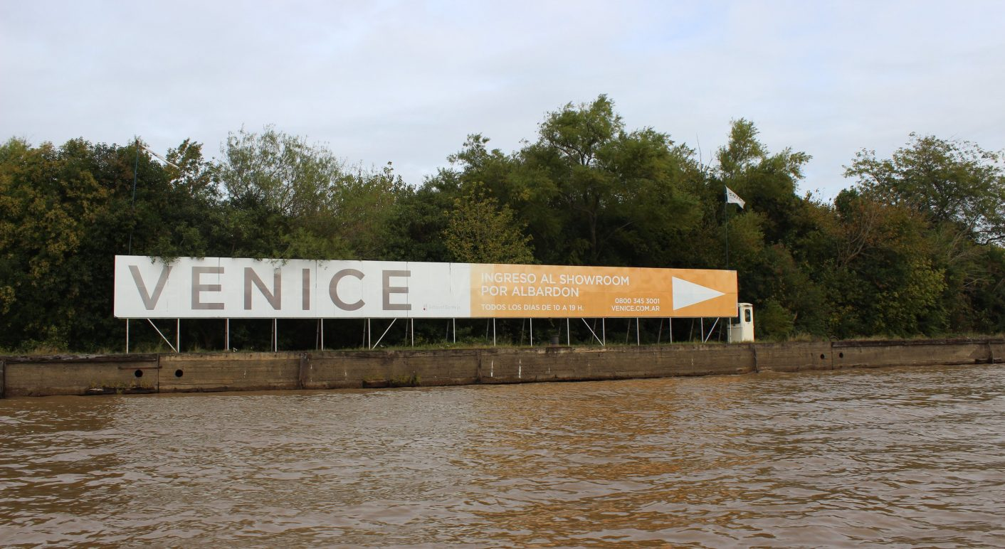 """Venice"" is a $23 million residential community designed for the Argentinian capital's elite."