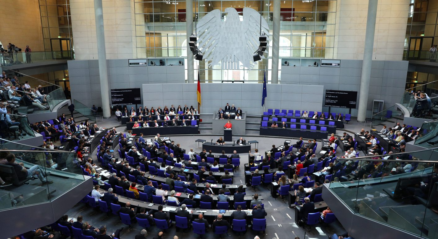 GERMANY-EUROPE-POLITICS-GOVERNMENT-MIGRATION-parliament