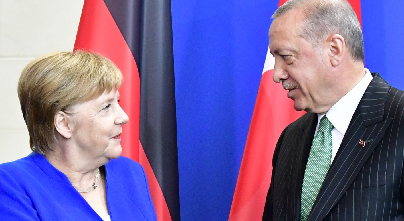 GERMANY-TURKEY-POLITICS-DIPLOMACY