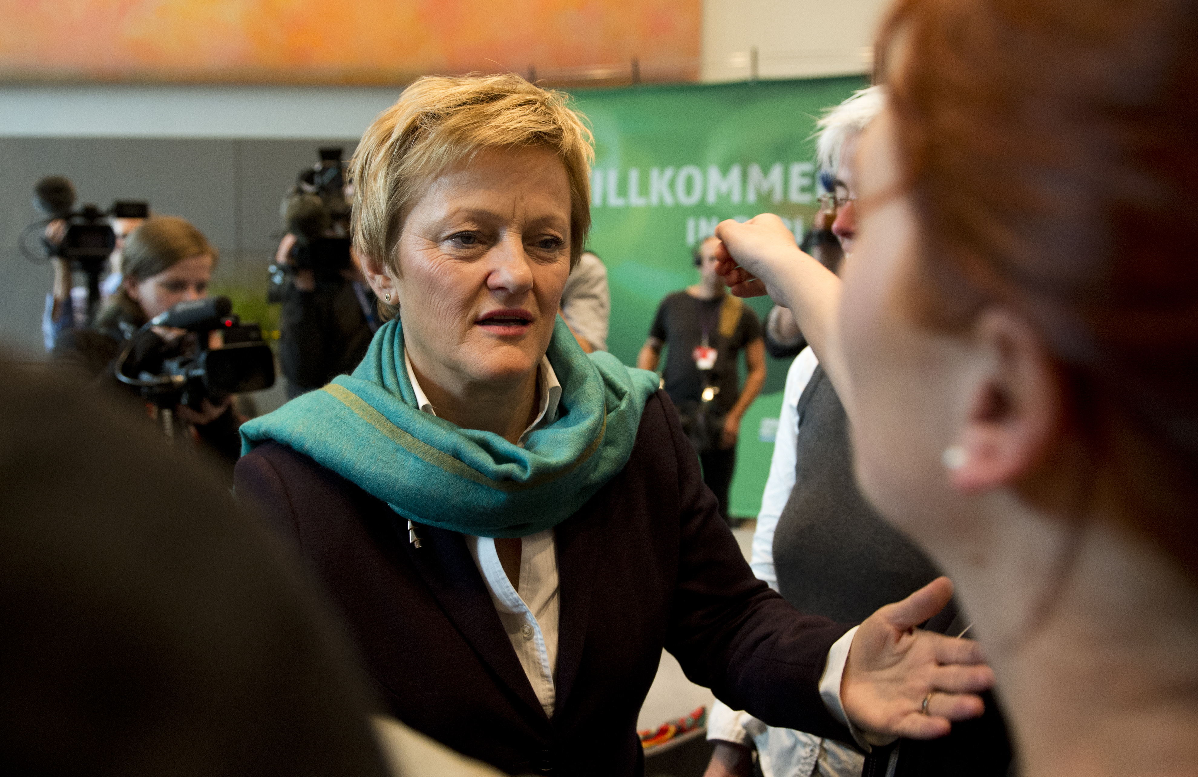 GERMANY-POLITICS-GREEN-PARTY