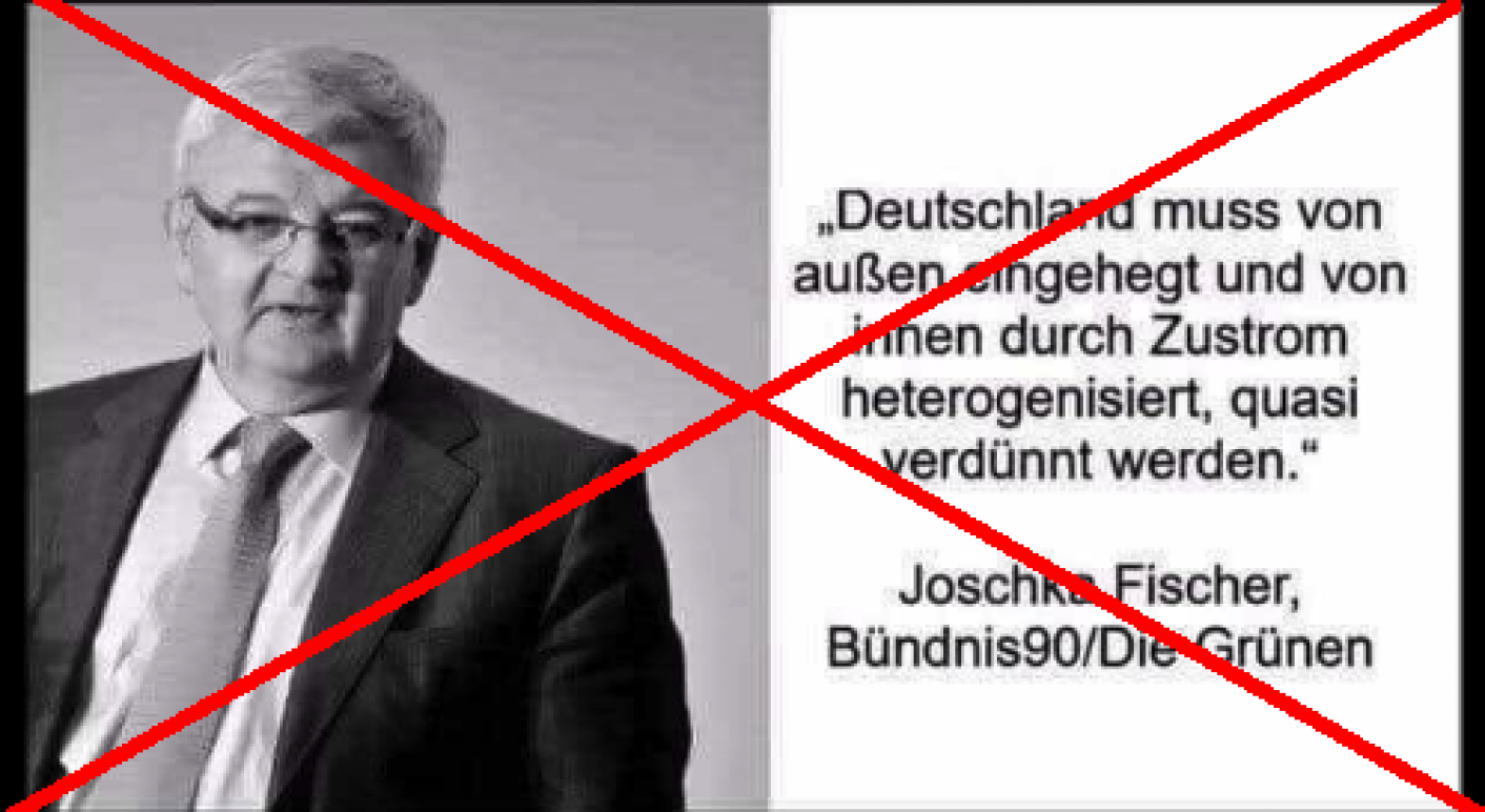Zitat Fischer