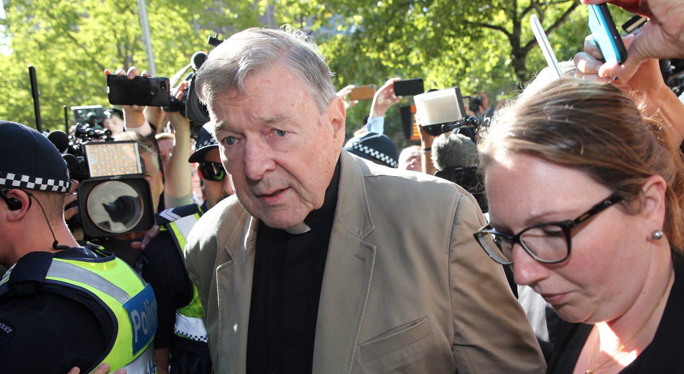 AUSTRALIA-VATICAN-CRIME-PELL-RELIGION
