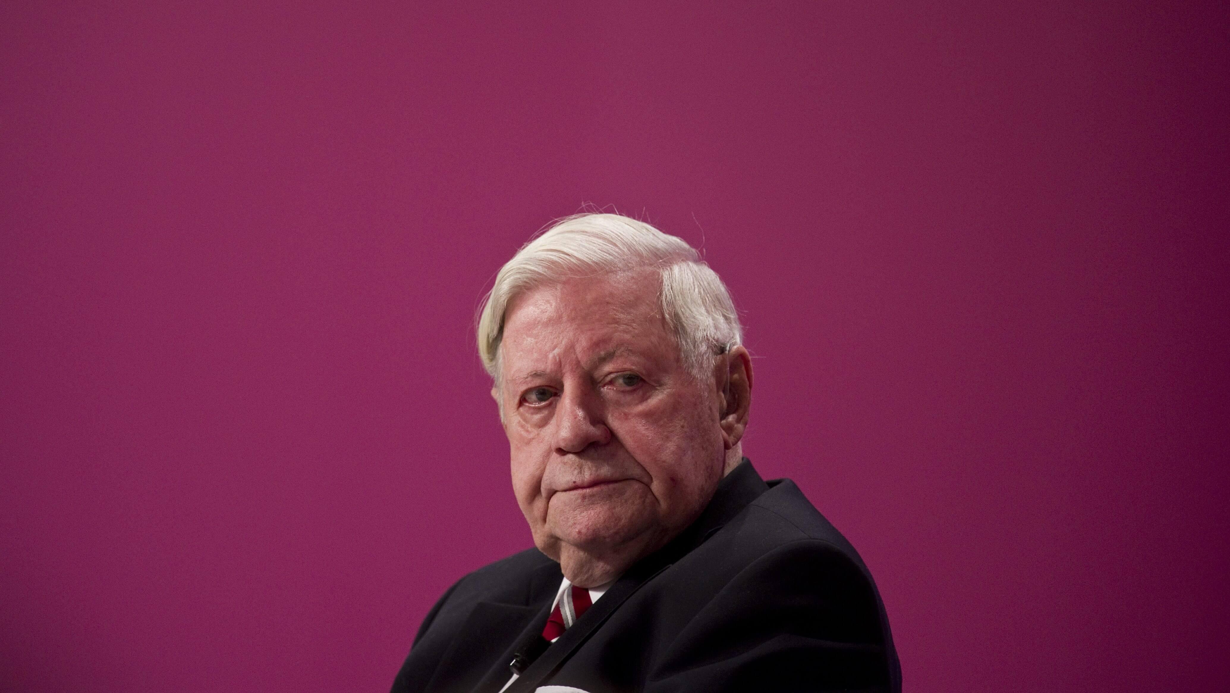 Helmut Schmidt Migration