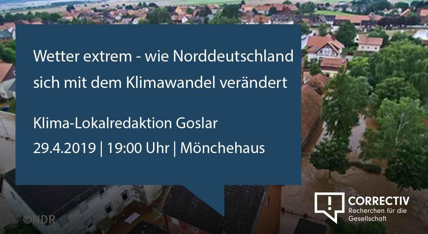 Wetter extrem - wie Norddeutschland sich mit dem Klimawandel verändert