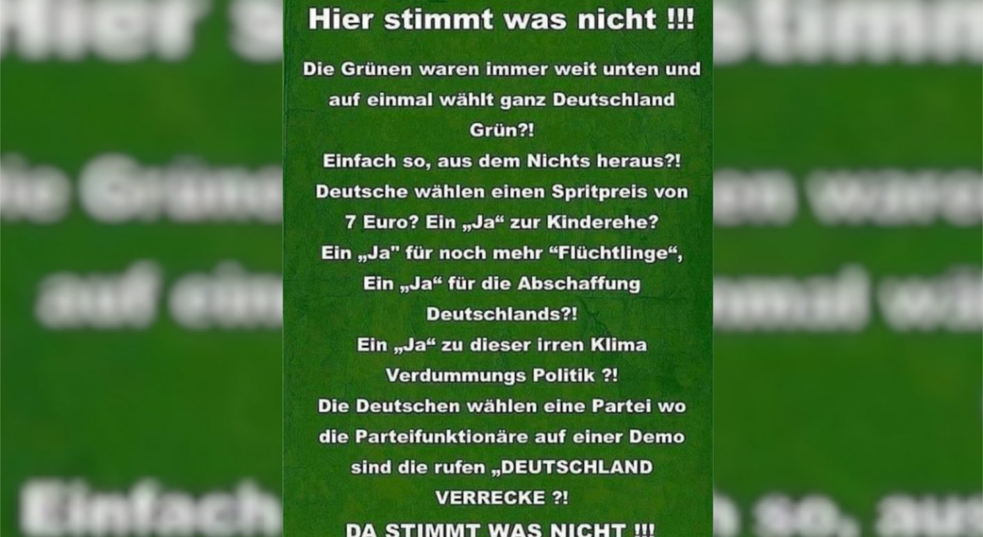Collage FB GRÜNE