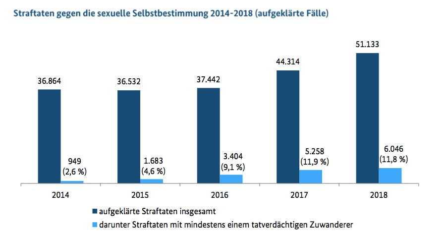 Statistik Kriminalität Ausländer