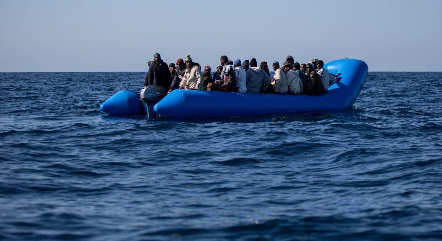 EUROPE-MIGRANTS-ITALY-LIBYA
