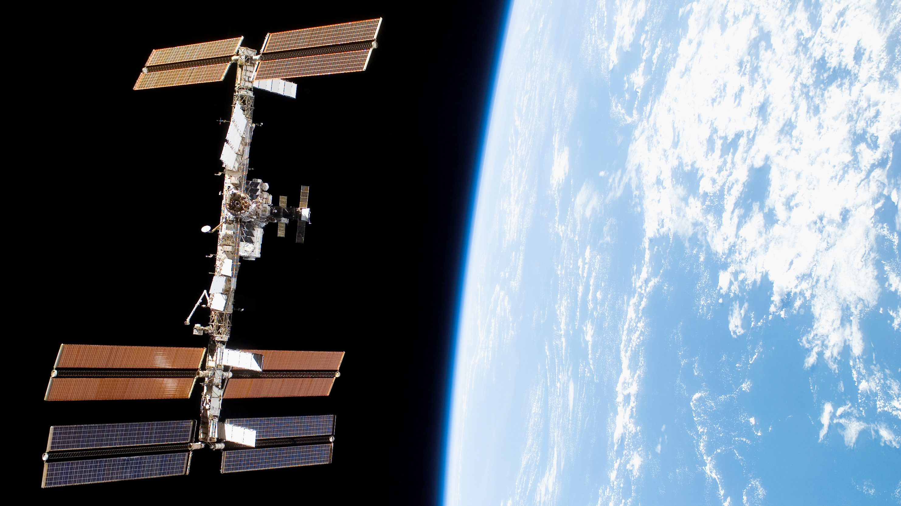 INTERNATIONAL SPACE STATION (ISS) POST STS-120 MISSION