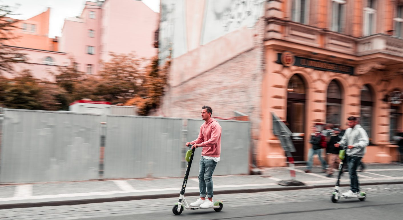 e-scooter titelbild