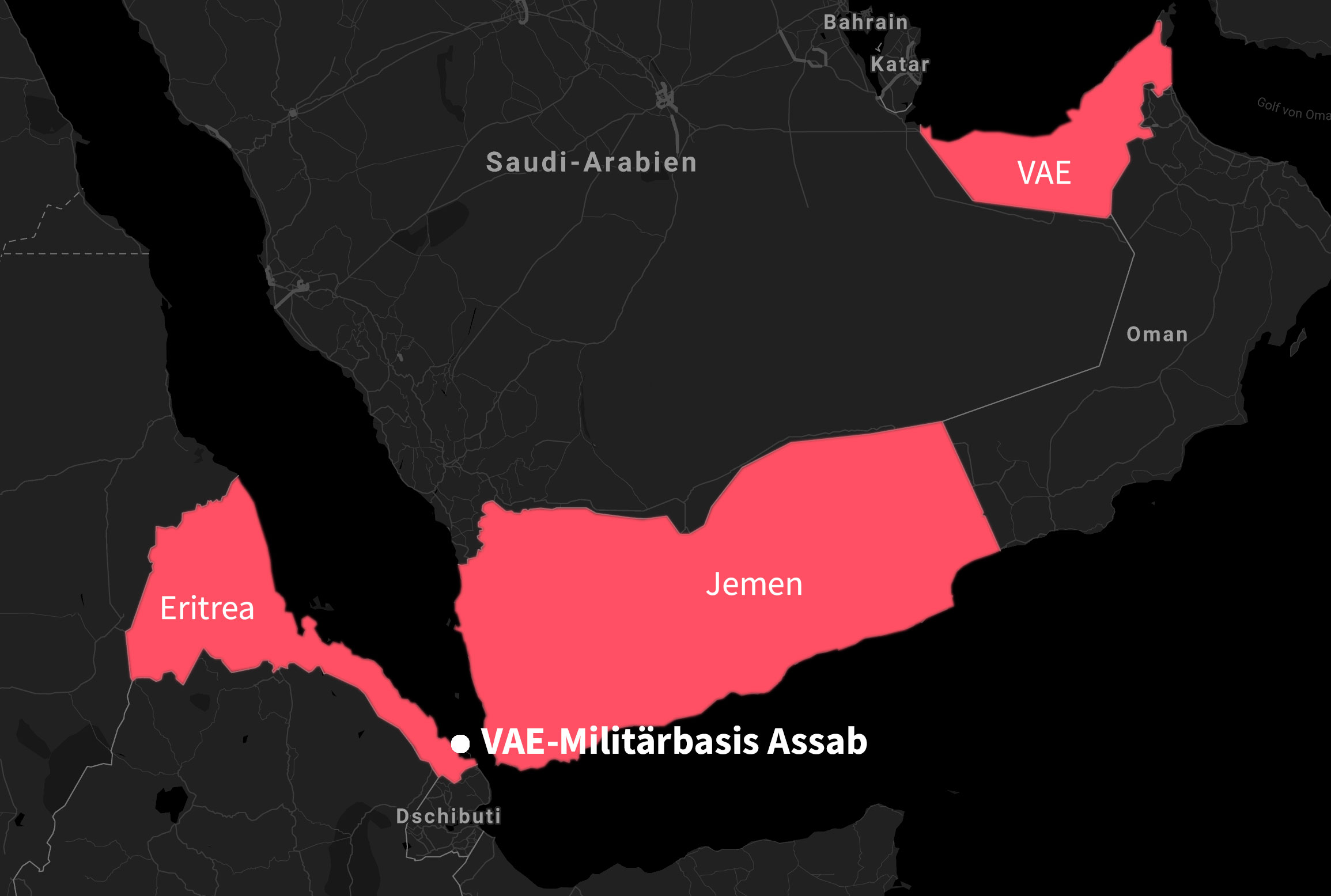 Rheinmetall wollte Kriegsschiff in Embargoland Eritrea aufrüsten