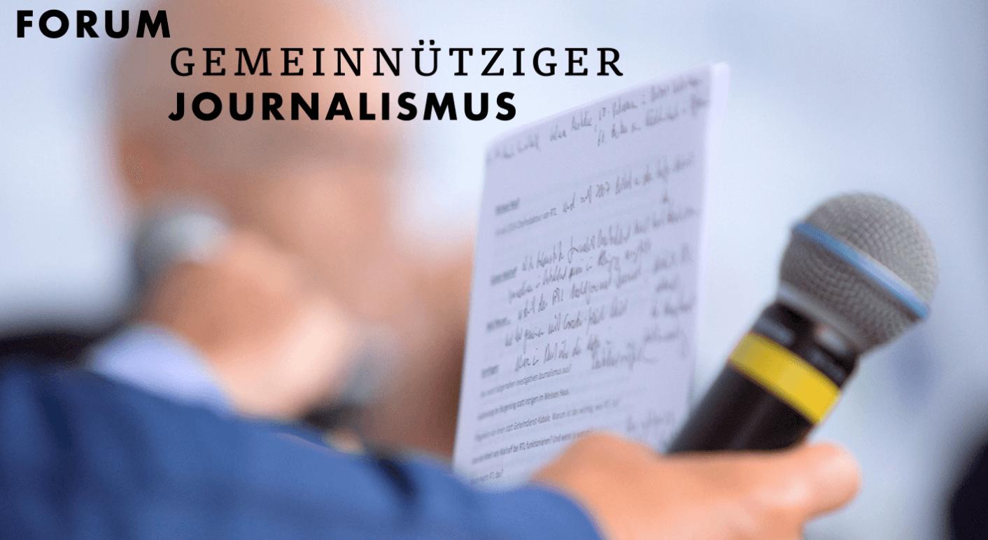 GemeinnützigerJournalismus