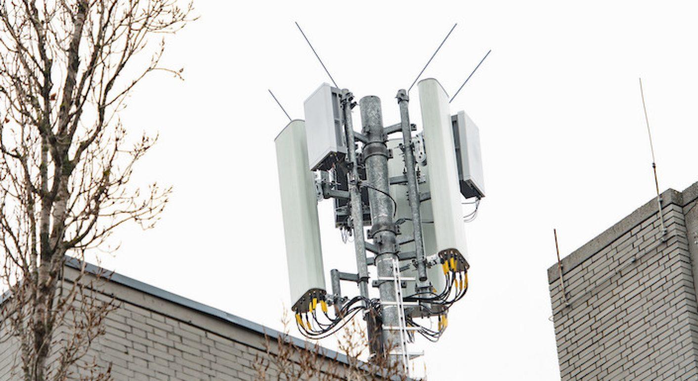 Wirtschaft, LTE 5G Antennen