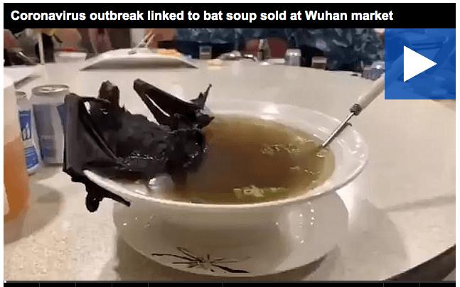 Keine Belege, dass ein Markt mit exotischen Tieren in Wuhan der Ursprung des neuen Coronavirus war