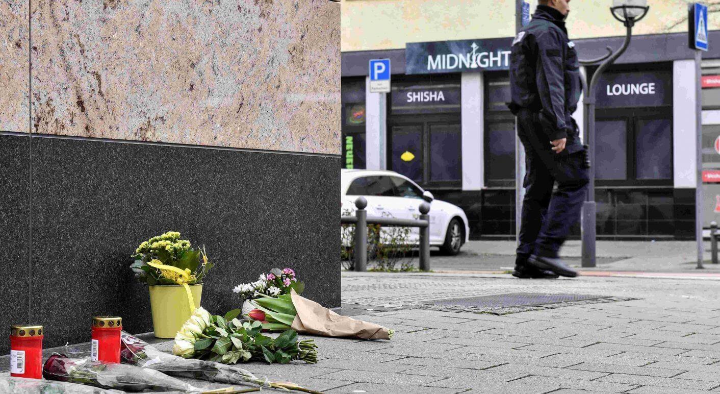 Anschlag Hanau Shisha-Bar