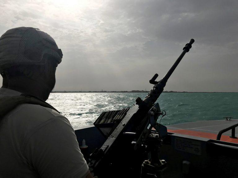 Wie Rheinmetall-Techniker einem Waffenembargo davon segelten