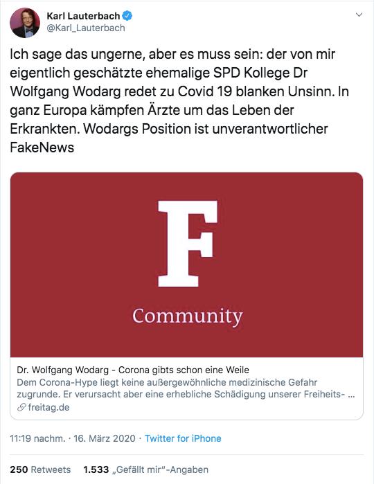 Lauterbach Wodarg