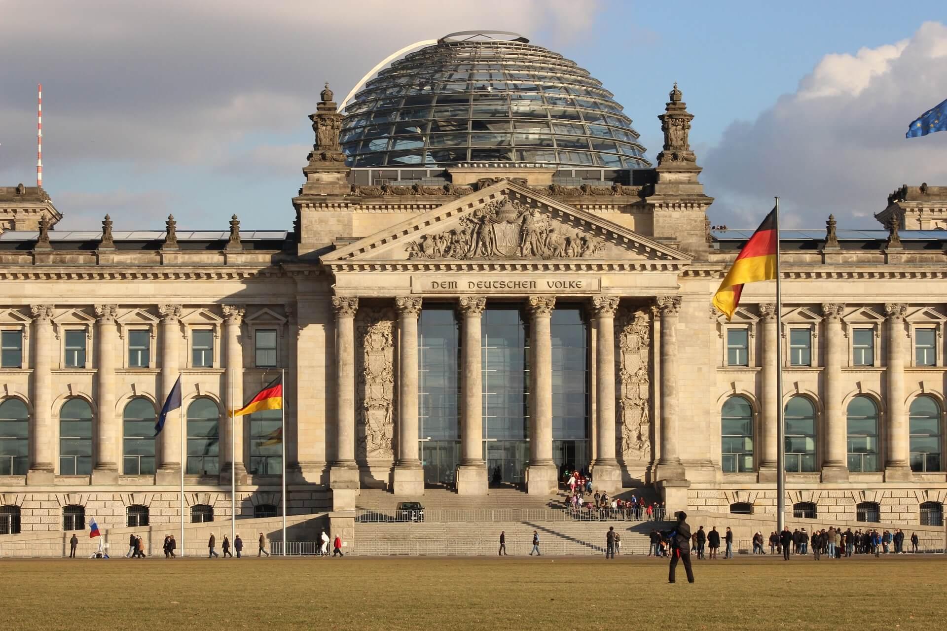 Symbolfoto Reichstag