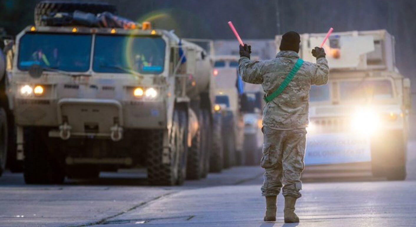 Defender Europe 2020 Nato-Manöver