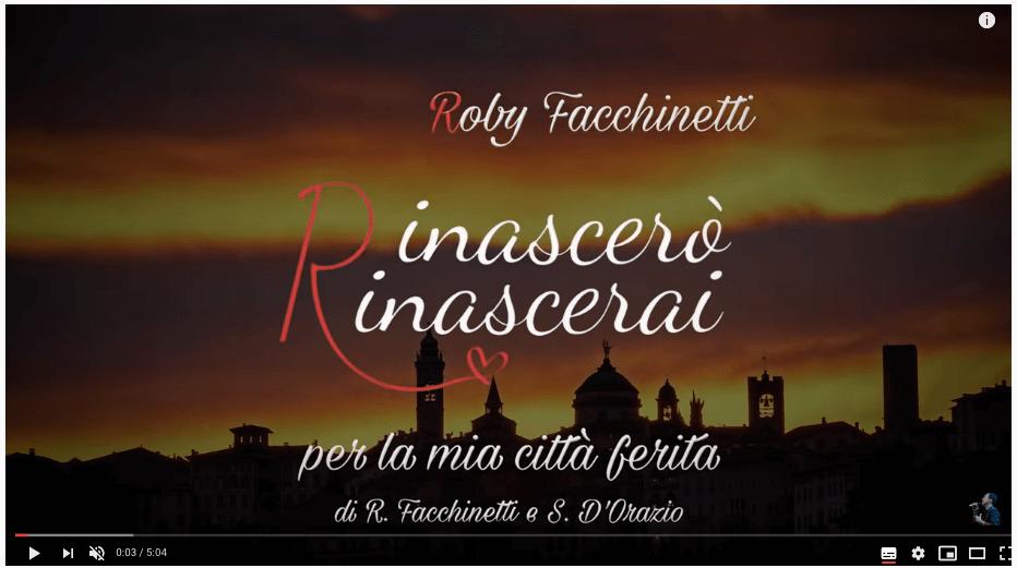 Youtube-Video von Roby Facchinetti