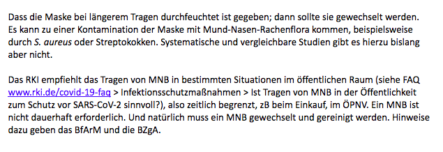 E-Mail von Marieke Dregen, Pressesprecherin des Robert Koch-Instituts. (Screenshot: CORRECTIV)