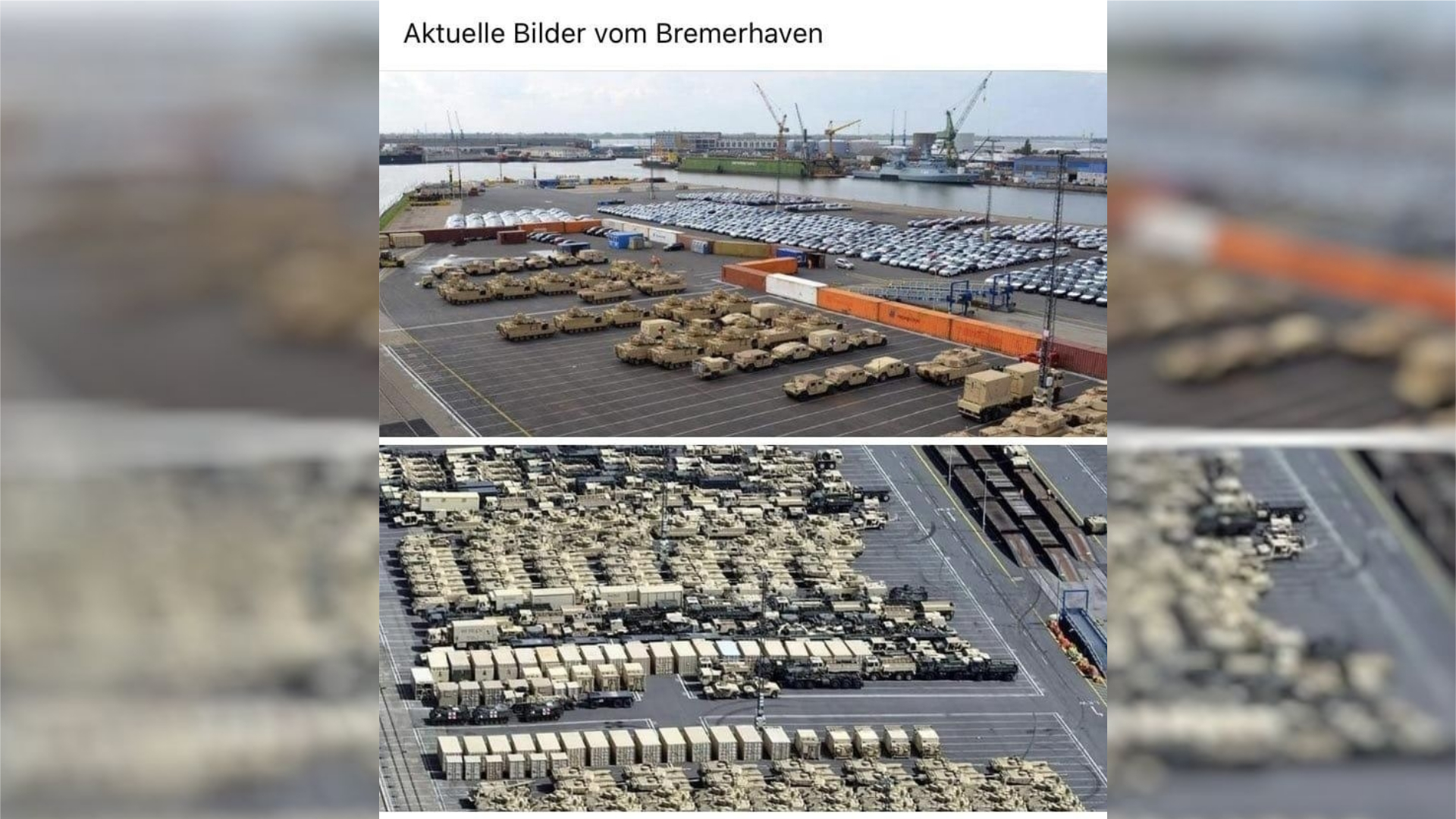 Bremerhaven-Panzer