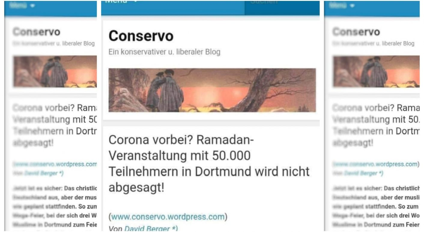 Ramadan Dortmund
