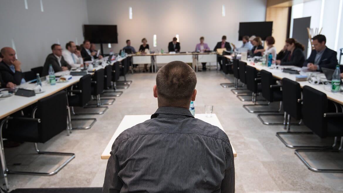 Zeugen aus der Neonazi-Szene vor NSU-Ausschuss