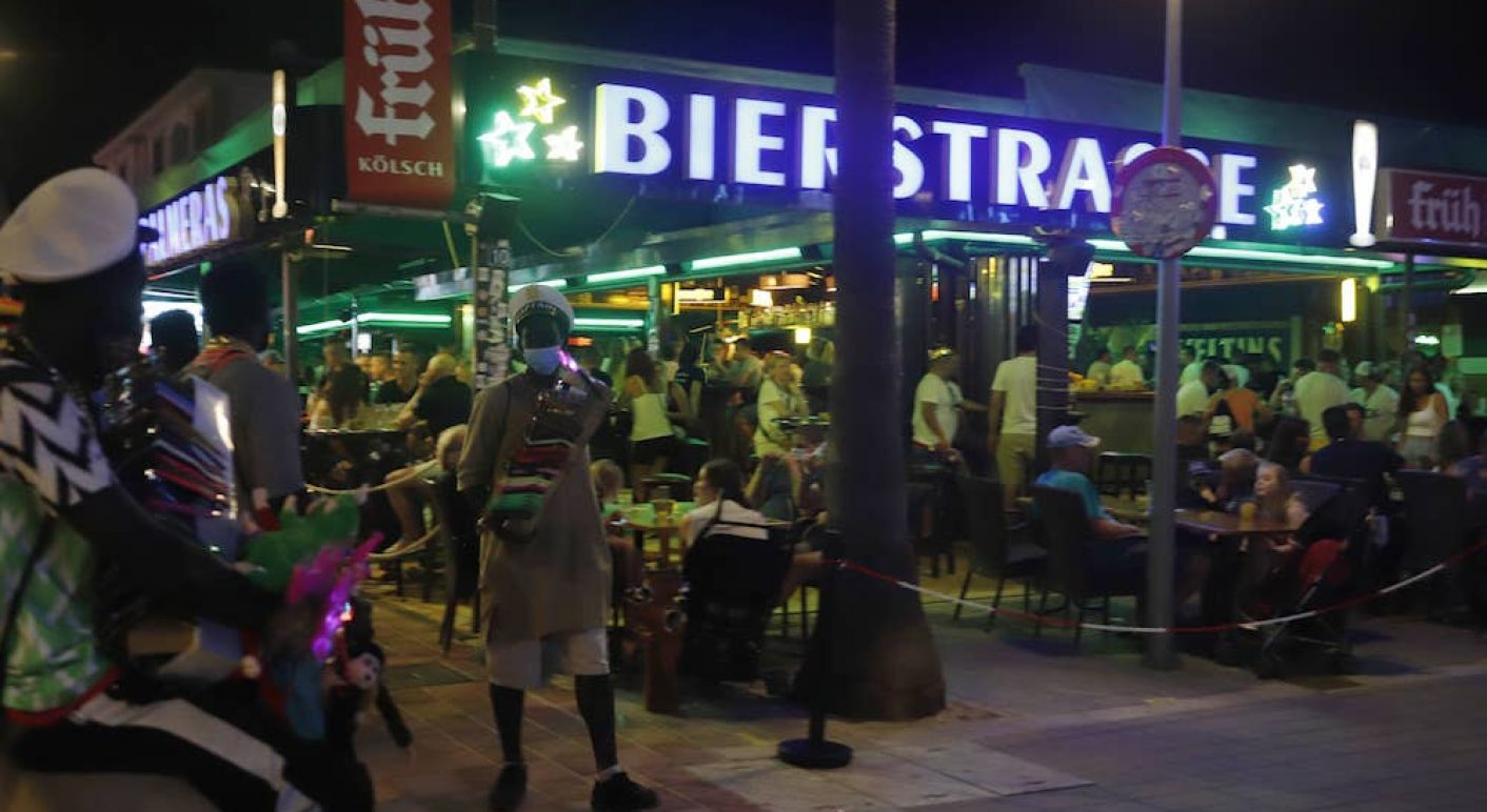 Bierstraße Mallorca